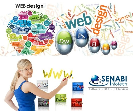 How Website Development Company Brings You Exposure | SENABI Infotech Limited | Scoop.it