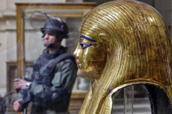Egypt's disappearing ancient artefacts | Ancient Art History Summary | Scoop.it