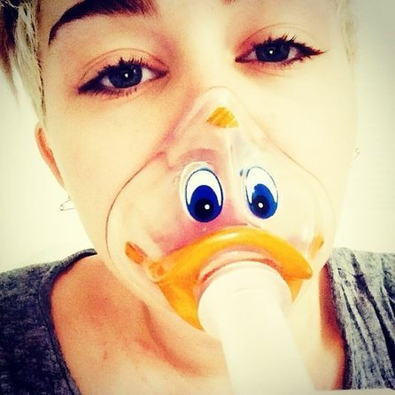 Miley Cyrus reportedly out of the hospital, off to Europe soon | News Pop | Scoop.it