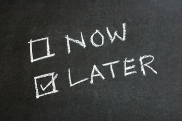 ¿Cómo dejar de procrastinar? - Revista de Educación Virtual | Educacion, ecologia y TIC | Scoop.it