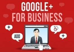 Tips on Using Google+ for Business [Infographic] | Social Media Bites! | Scoop.it