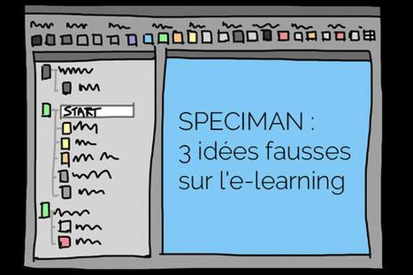 Formation professionnelle et e-learning : les fausses idées | Numérique & pédagogie | Scoop.it