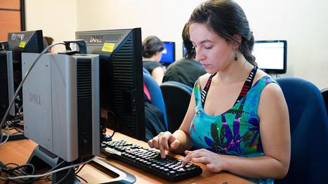 Aumenta número de mujeres chilenas que se dedican al área informática | tecnologia | Scoop.it