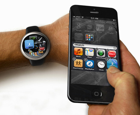 iWatch uscita prevista ad ottobre del 2014. Lo conferma C Technology - Guida iPhone | Tech News | Scoop.it