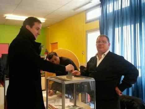 Jour J : Vote de Damien Laborde (Ensemble pour Colomiers) | Municipales à Colomiers : Les échos de la campagne dans la 2e ville de Haute-Garonne | Scoop.it