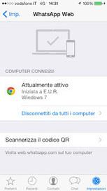 ECCO COME SCOPRIRE SE TI STANNO SPIANDO SU WHATSAPP   Social Media Consultant 2012   Scoop.it