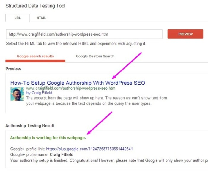 Google Authorship Not Working - Authorship Photo Disappear? | Business in a Social Media World | Scoop.it