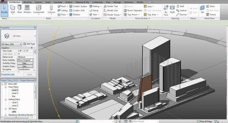 Learn how to use the conceptual massing tools in Revit – An exclusive article by Michael Anonuevo | BIM Forum | Scoop.it