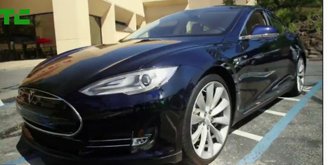 Programmer Drives His Tesla Model S A Record-Breaking 452.8 Miles On A Single Charge | Real Estate Plus+ Daily News | Scoop.it