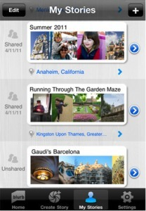 Blurb Mobile Sets the Standard for Future Digital Storytelling | Technology and language learning | Scoop.it