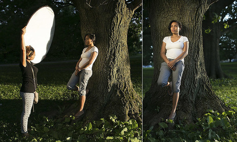 6 Ways of Using Reflector to Take Better Portraits | Photography Stuff For You | Scoop.it