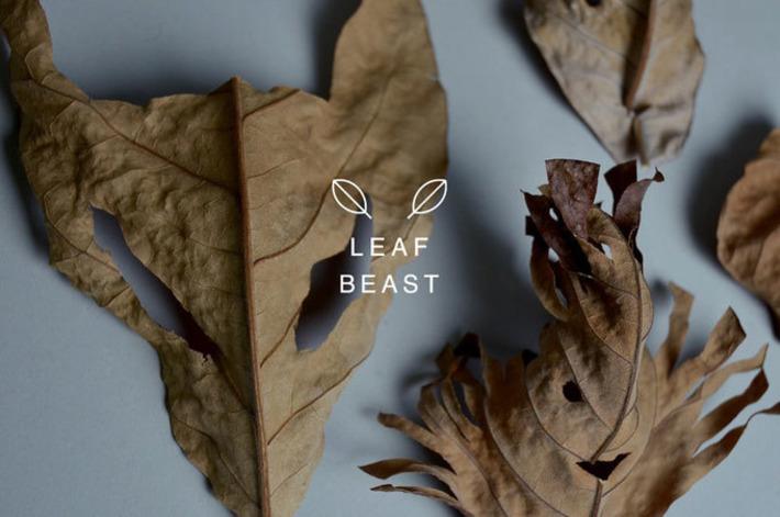 Leaf Beasts | For Art's Sake-1 | Scoop.it
