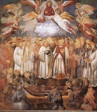 Giotto e il demone negli affreschi di Assisi: possibili interpretazioni | Capire l'arte | Scoop.it