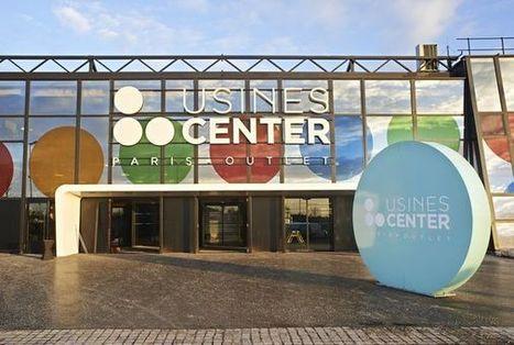 LSA : Brio réhabille Usines Center en «vrai» outlet contemporain | Retail Design Review | Scoop.it