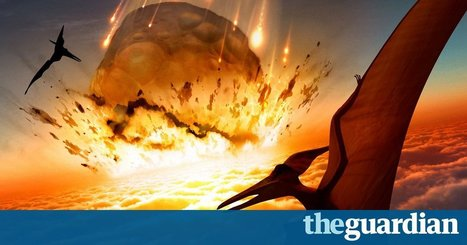 Dinosaurs killed off by 'one-two punch' of climate change and asteroid strike   Amazing Science   Scoop.it