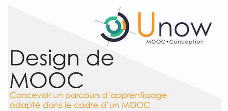 UNOW - MOOC Conception | MOOC Design | Scoop.it