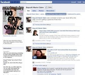 Digital Reputation Blog » Gestion de crise sur les médias sociaux: le cas du magazine Marie Claire | Toulouse networks | Scoop.it