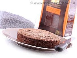 Génoise au chocolat | Cooking | Scoop.it