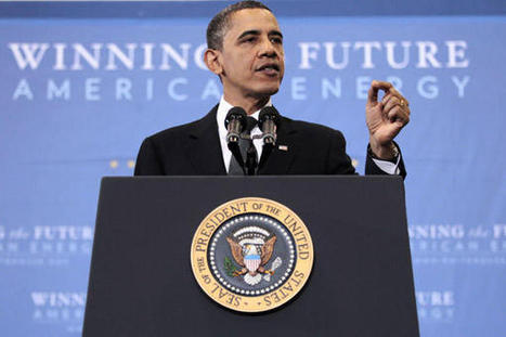 Pres. Obama: Let's End Tax Breaks for Oil Firms and Invest $2 Billion in Alternative Fuel | DidYouCheckFirst | Scoop.it