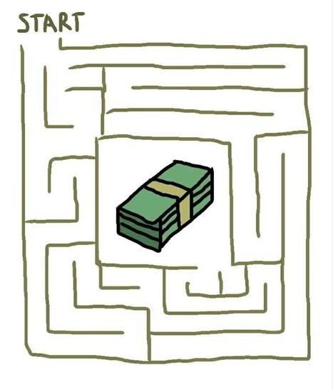 Money Maze | Art | Scoop.it