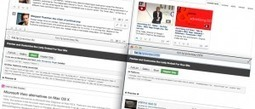 4 Ways to Embed a List, G+ Author Rank Integration & Bookmarklet Update | Business in a Social Media World | Scoop.it