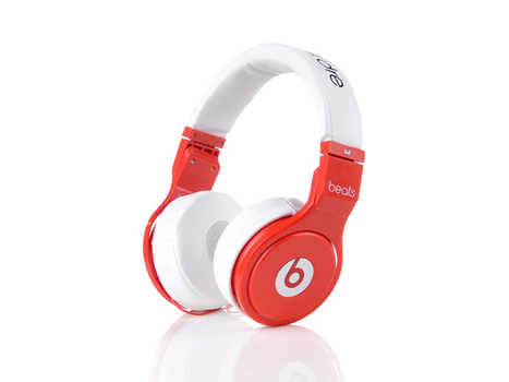 Eye-catching Monster Beats By Dr. Dre Pro High Performance White Red_hellobeatsdreseller.com | Monster Beats Pro | Scoop.it
