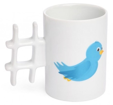 Le mug Twitter - Le Journal du Geek (Blog) | Smartphones et réseaux sociaux | Scoop.it