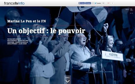 Municipales : Un webdoc sur la stratégie du FN | New Journalism | Scoop.it