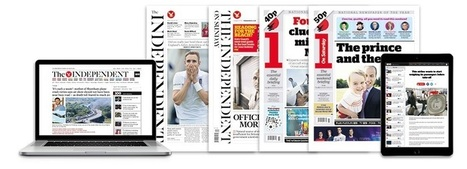 The Independent's digital-only move signposts future of news (and decline of media relations) | b2bmarketing | Scoop.it