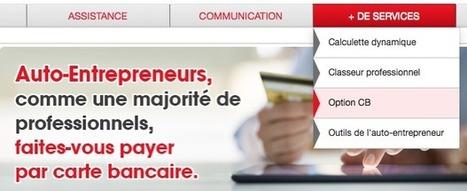 Auto-Entrepreneur, accepter la carte bancaire n'a jamais été aussi simple !   Passion Entreprendre   Scoop.it