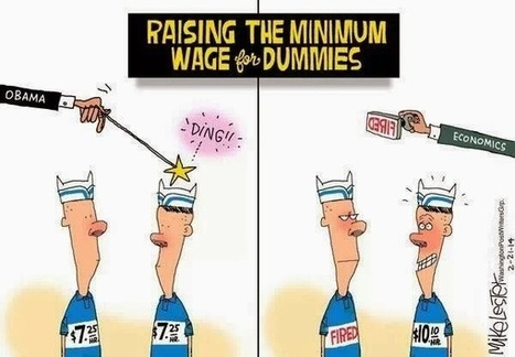 Raising the Minimum Wage for Dummies... | Littlebytesnews Current Events | Scoop.it