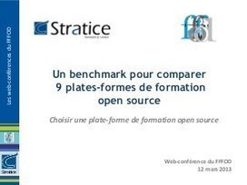 étude comparative de 9 plateformes open-source ... | TICE et FLE | Scoop.it