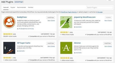 5 Useful WordPress Plugins for Business Websites   Free Premium WordPress Themes   Scoop.it