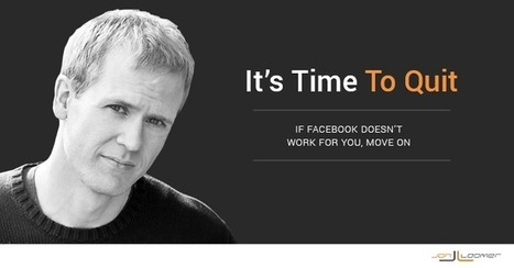 It May Be Time for You to Quit Marketing on Facebook | Neurology | Scoop.it