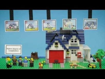 L'Open Source expliqué avec des Lego   16s3d: Bestioles, opinions & pétitions   Scoop.it