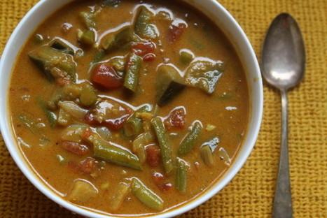 PPK: Spicy Peanut & Eggplant Stew | My Vegan recipes | Scoop.it