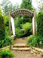 Arbors and Trellises in the Landscape | Annie Haven | Haven Brand | Scoop.it