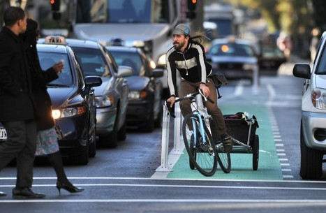 Don't make bicyclists more visible. Make drivers stop hitting them. | Geography Ed | Scoop.it