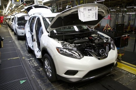 Nissan Celebrates 10 Million Vehicles; 2014 Rogue Production Begins - automotive.com (blog) | Social Network for Logistics & Transport | Scoop.it