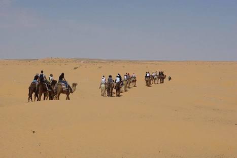 Best Trips in Tunisia, enjoy Sahara trips .   Tunisie Randonnées   Scoop.it