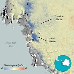 Antarctica's ice loss on the rise | Remote Sensing | Scoop.it