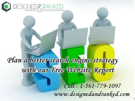 Planning for the search engine strategy | Webdesign services | Scoop.it