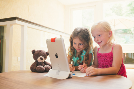 "The iPad's next killer app: Osmo connects iOS kids' games with the real world | ""iPads for learning"" 