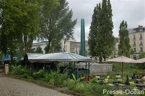 Nantes : le retour du bateau lavoir pendant l'été | Participation culturelle | Scoop.it