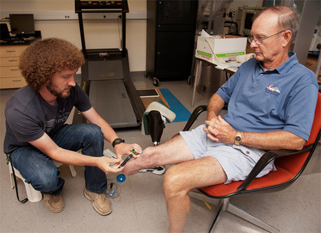 Electronic Device Monitors Prosthetic Socket Fit in Real Time | Medical Devices & Patenting | Scoop.it