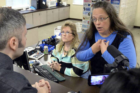 No GoFundMe for Kim Davis: Crowdfunding puts the brakes on the disturbing bigots-get-rich-quick trend | Criminology and Economic Theory | Scoop.it