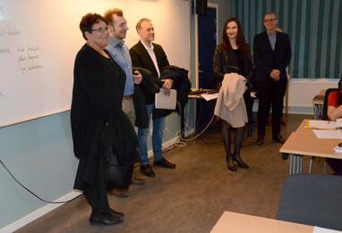 Aida Hadzialic besökte lärcentrum   Nitus - Nätverket för kommunala lärcentra   Scoop.it