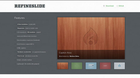 Tools And Plugins To Create A Responsive Website - 48 Items | CRAW | Scoop.it