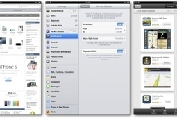 10 new iOS 6 features iPad users should know | iPads, MakerEd and More  in Education | Scoop.it