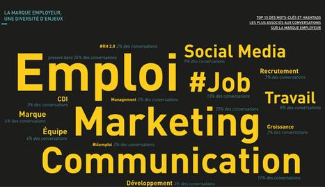 Marque employeur : panorama d'un phénomène digital | #Réseaux sociaux et #RH2.0 - #Création d'entreprise- #Recrutement | Scoop.it